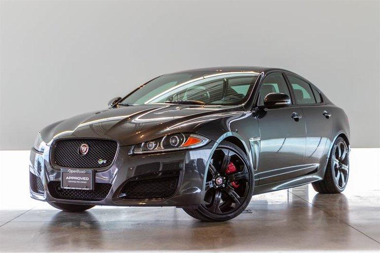 2015 Jaguar XFR 5.0L V8 RWD