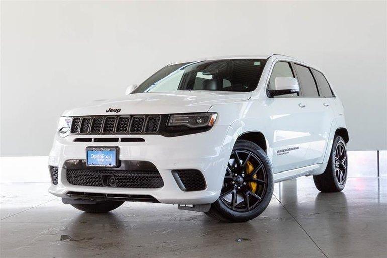 2018 Jeep Grand Cherokee 4X4 Trackhawk