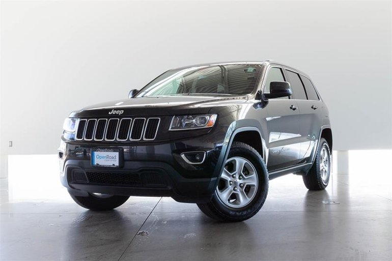 2016 Jeep Grand Cherokee 4x4 Laredo