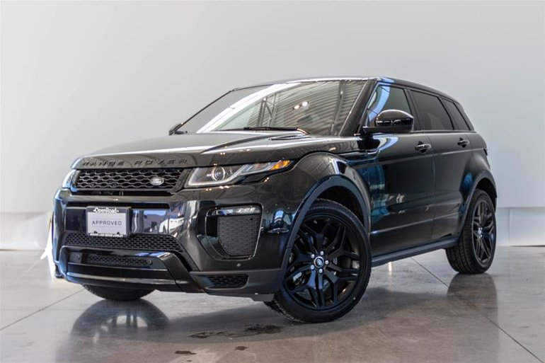 2018 Land Rover Range Rover Evoque 237hp HSE DYNAMIC