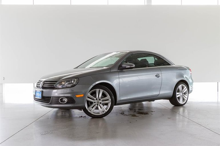 2012 Volkswagen Eos Comfortline 2.0T 6sp DSG Tip