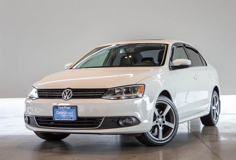 2012 Volkswagen Jetta Highline 2.0 TDI 6sp DSG at Tip
