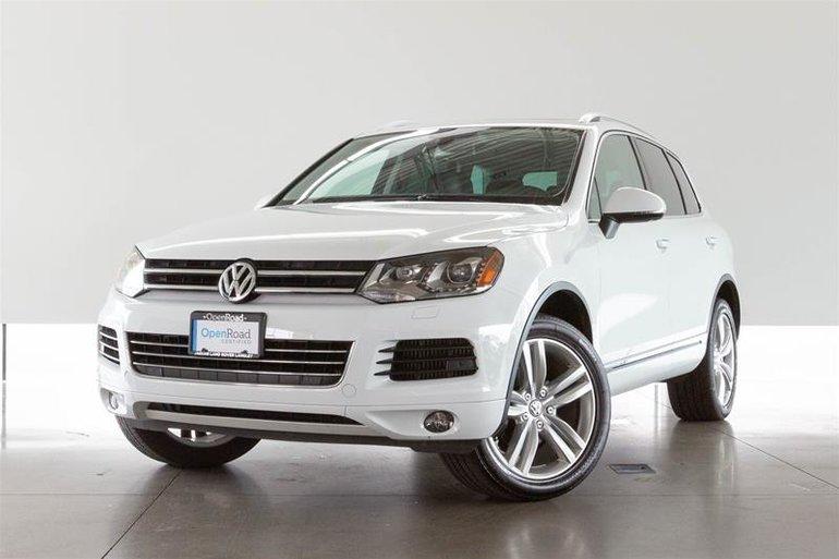 2014 Volkswagen Touareg Execline 3.0 TDI 8sp at Tip 4M