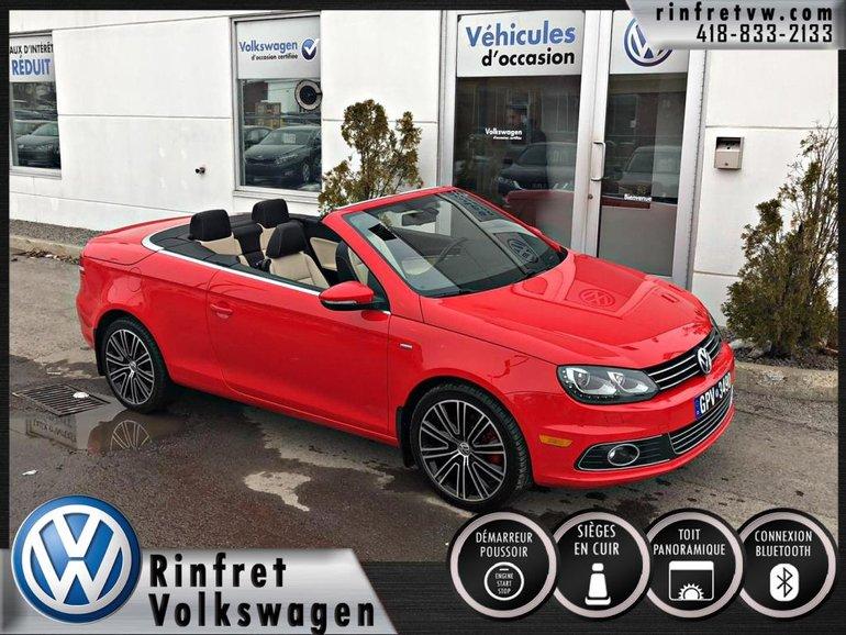 Volkswagen Eos 2.0 TSI Wolfsburg 2015
