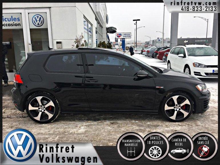 Volkswagen GOLF 3-DR GTI 2.0 TSI Autobahn 2015