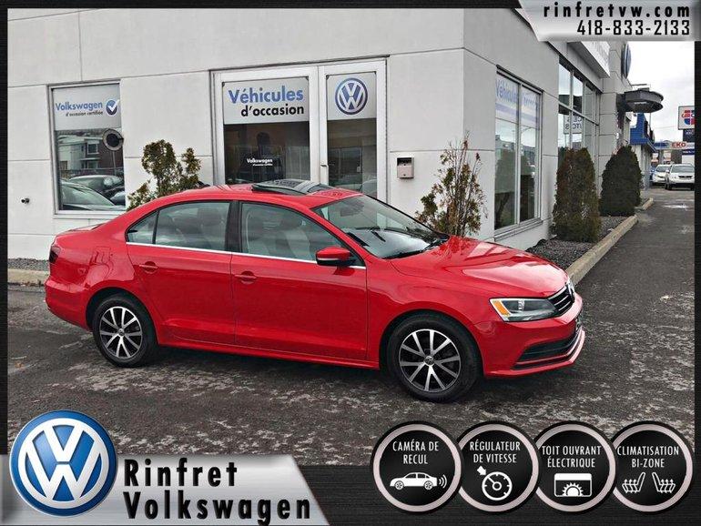Volkswagen Jetta 1.4 TSI Comfortline 2016
