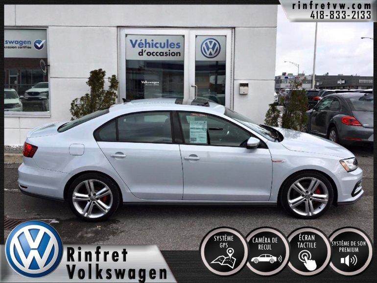Volkswagen Jetta GLI 2.0 TSI Autobahn 2017