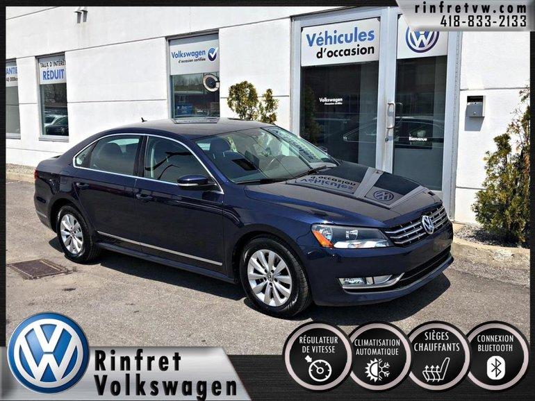 Volkswagen Passat TDI 2.0 TDI 2015