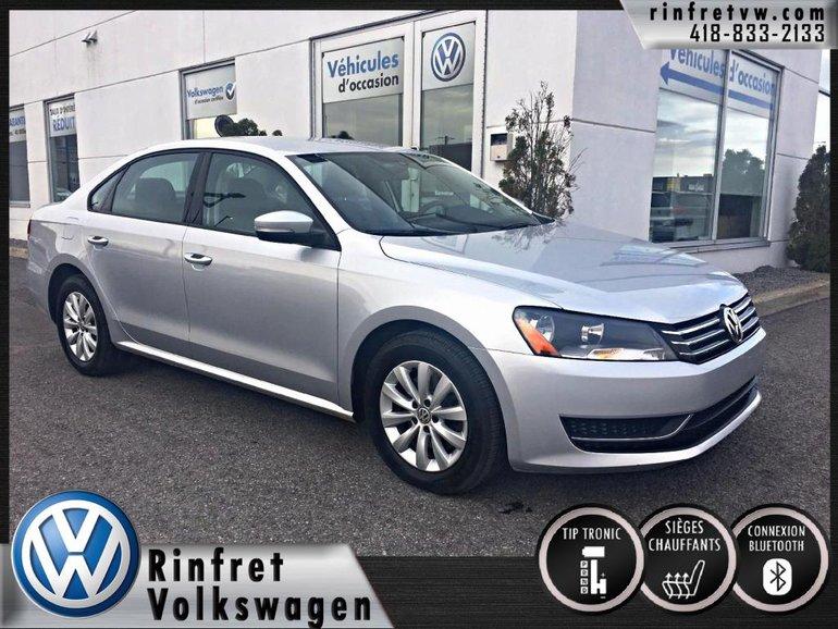 Volkswagen Passat 2.5 Trendline 2013