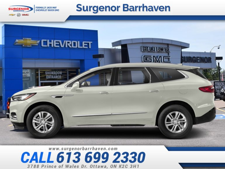 2018 Buick Enclave Avenir  - $411.29 B/W