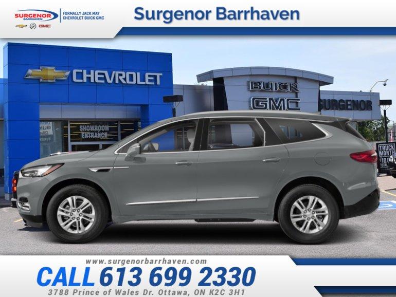 Buick Enclave Essence  - $341.56 B/W 2018