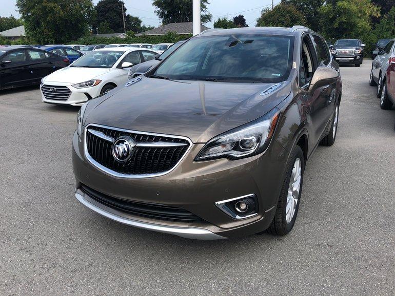 Buick ENVISION Premium II  - Sunroof - $307.66 B/W 2019