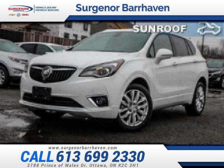 Buick ENVISION Premium II  - Sunroof - $333 B/W 2019