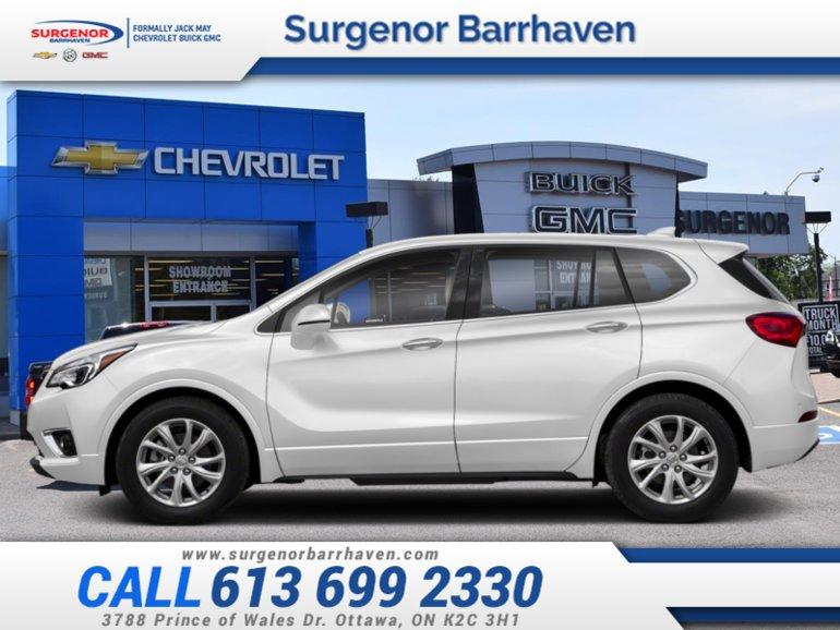 2019 Buick ENVISION Premium II  - Sunroof - $334.47 B/W