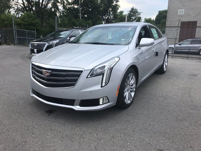 Cadillac XTS Luxury  - $414.02 B/W 2019
