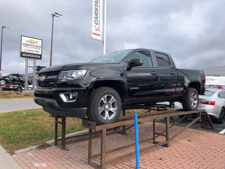 2019 Chevrolet Colorado Z71  - Z71 - $263.14 B/W