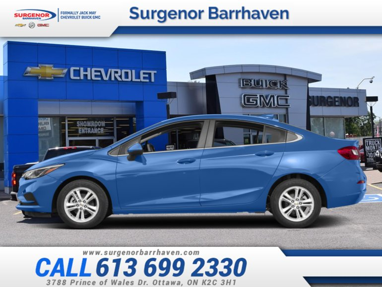 2018 Chevrolet Cruze LT  - $154.86 B/W