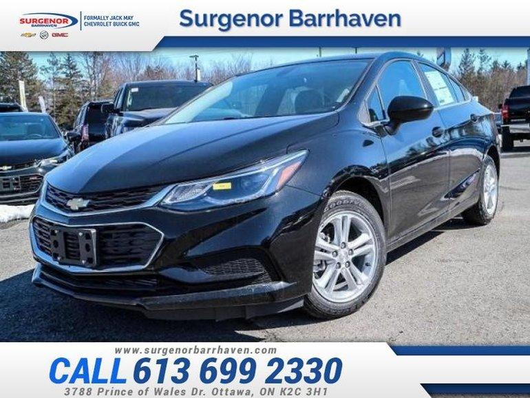 Chevrolet Cruze LT  - $182.45 B/W 2018