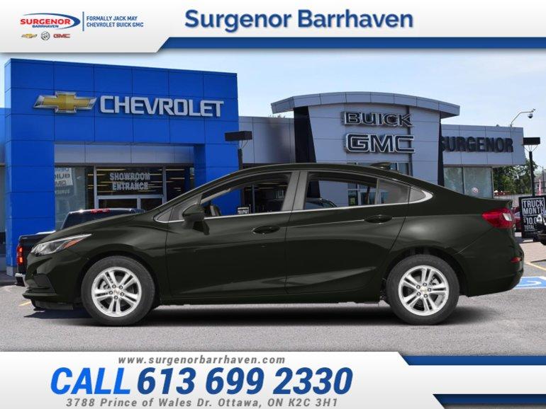2018 Chevrolet Cruze LT  - $165.74 B/W