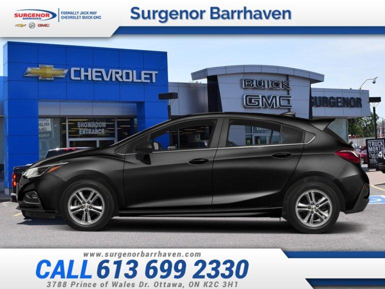 Chevrolet Cruze LT  - $138.34 B/W 2018