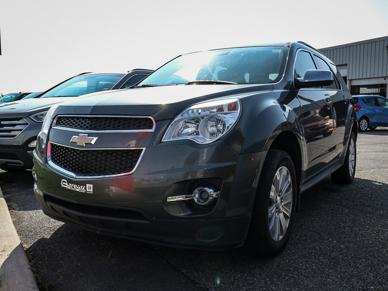 Chevrolet Equinox LT AWD V6 2012