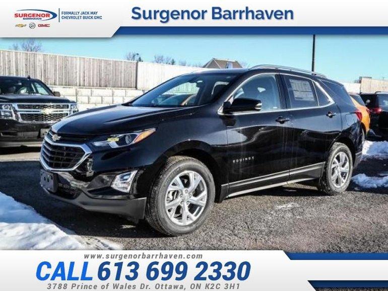 2018 Chevrolet Equinox LT  - $257.13 B/W