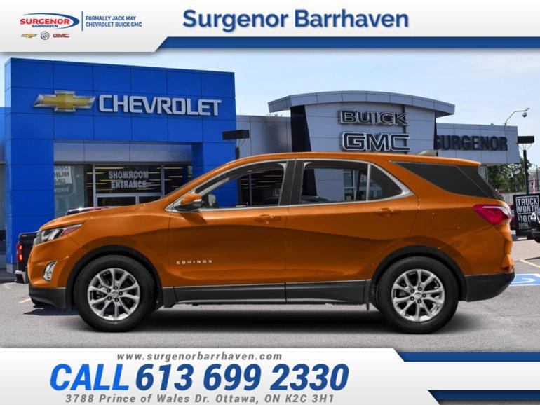 2018 Chevrolet Equinox LT  - $250.97 B/W