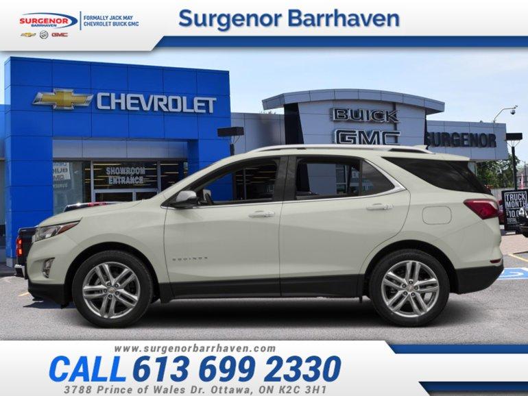 Chevrolet Equinox Premier  - $266.55 B/W 2018