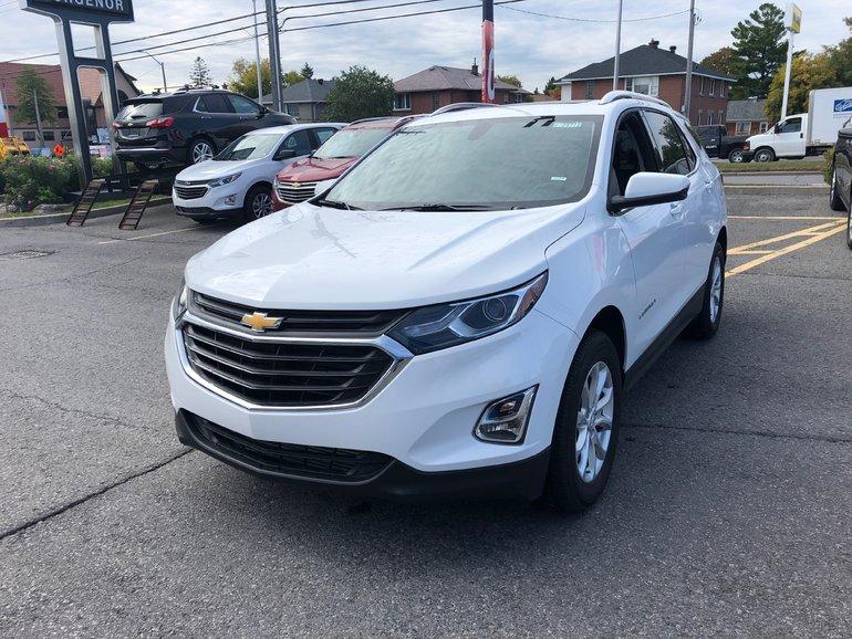Chevrolet Equinox LT 1LT  - $211.82 B/W 2019