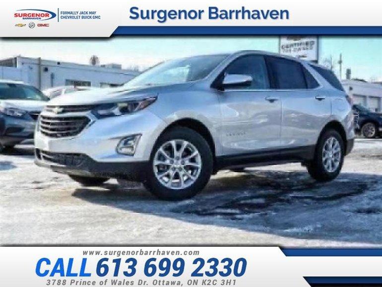 2019 Chevrolet Equinox LT  - Heated Seats -  Bluetooth - $193.71 B/W