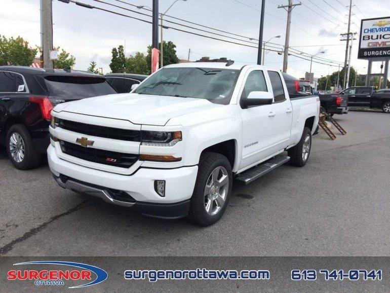 Chevrolet Silverado 1500 LT  - Z71 - $298.06 B/W 2018