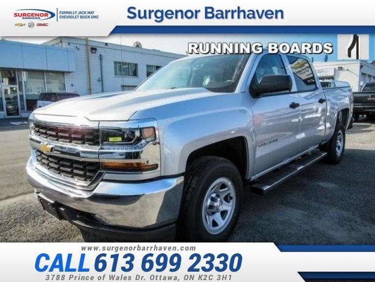 Chevrolet Silverado 1500 Work Truck  - $330.21 B/W 2018