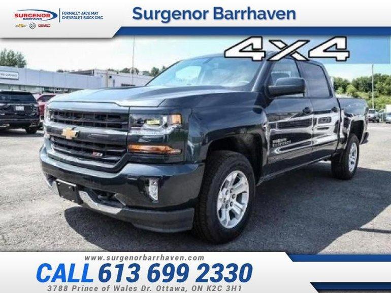 Chevrolet Silverado 1500 LT  - $329.27 B/W 2018