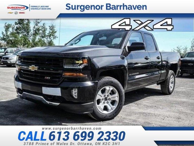 Chevrolet Silverado 1500 LT  - Z71 - $301.44 B/W 2018