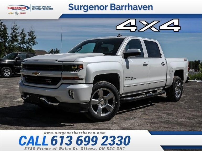2018 Chevrolet Silverado 1500 LT  - Certified - $347.72 B/W