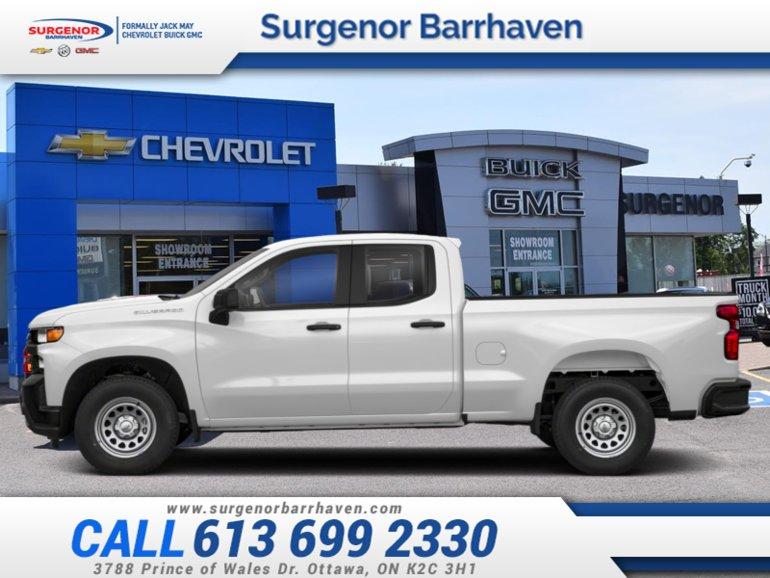 2019 Chevrolet Silverado 1500 LT  - $308.55 B/W