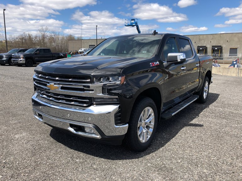 Chevrolet Silverado 1500 LTZ  - Towing Package - $434.68 B/W 2019