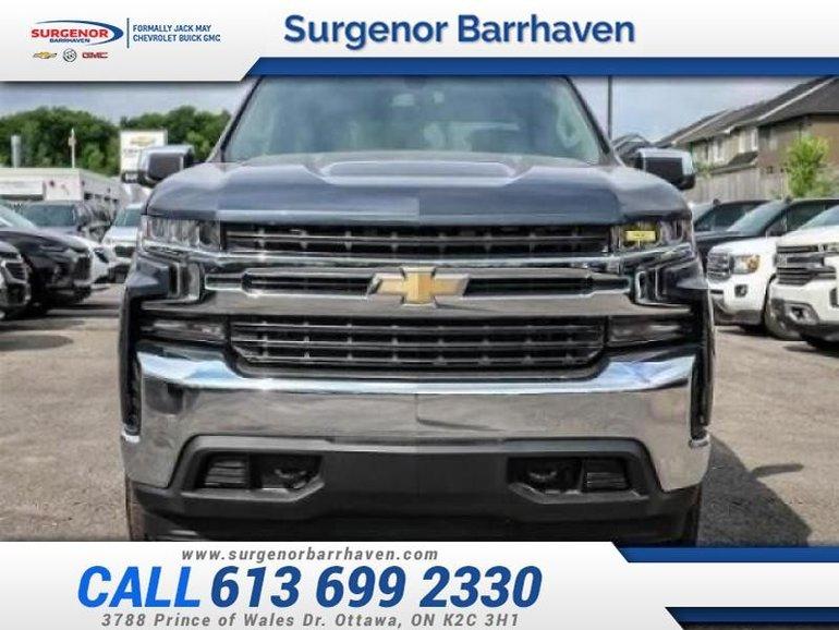 2019 Chevrolet Silverado 1500 LT  - $311 B/W