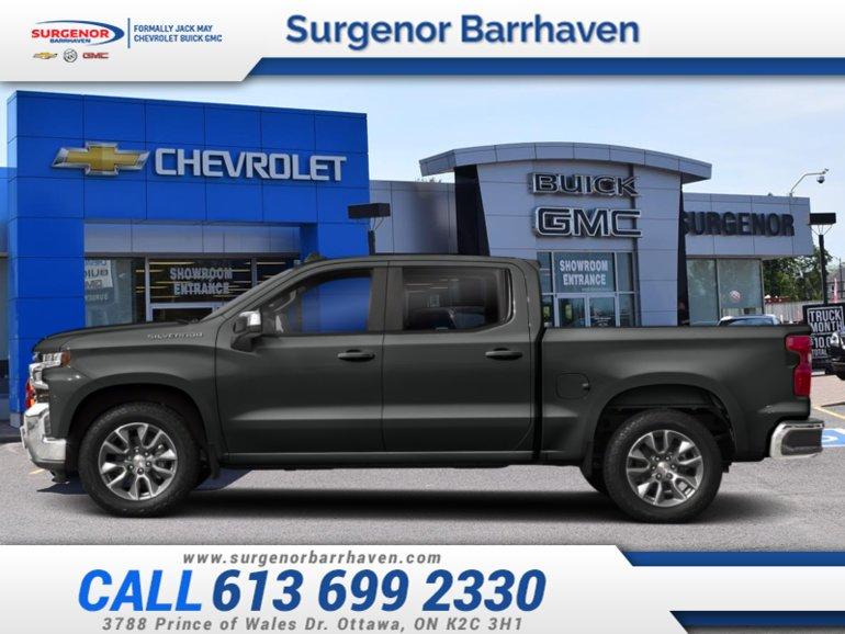 2019 Chevrolet Silverado 1500 LT  - Assist Steps - $319 B/W