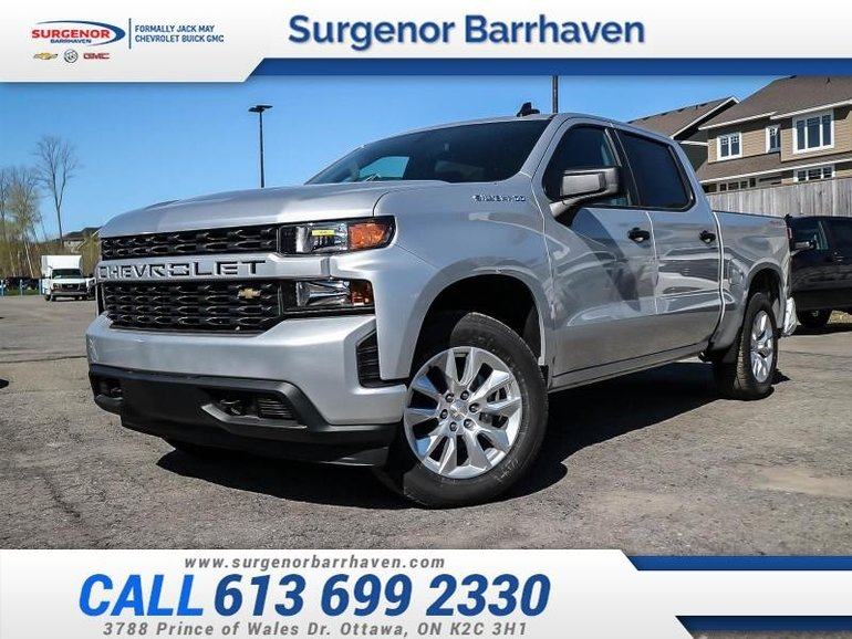 Chevrolet Silverado 1500 Custom  - $277 B/W 2019