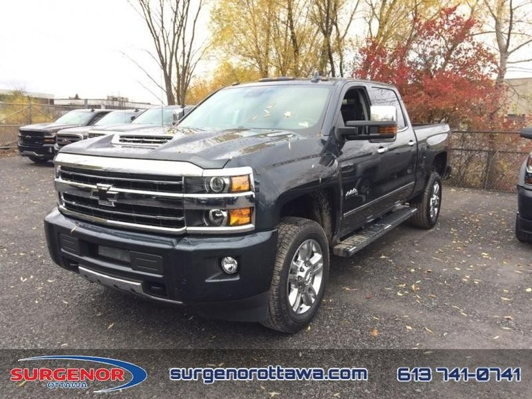 New 2018 Chevrolet Silverado 2500hd High Country For Sale 84365 0