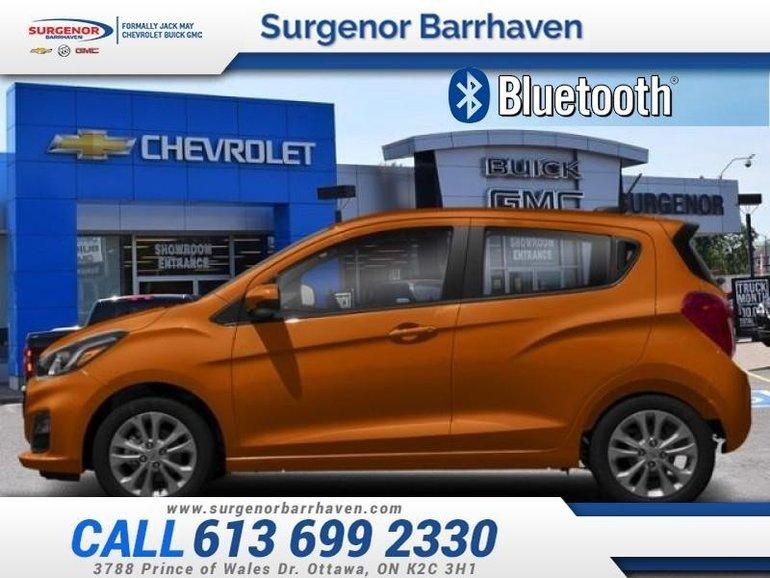 2019 Chevrolet Spark 1LT  - $109.20 B/W