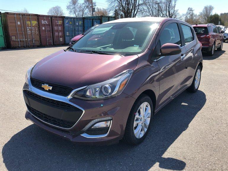 Chevrolet Spark 2LT  - Sunroof -  Heated Seats - $124.46 B/W 2019