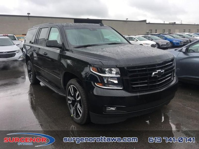 Chevrolet Suburban Premier  - RST Edition 2018