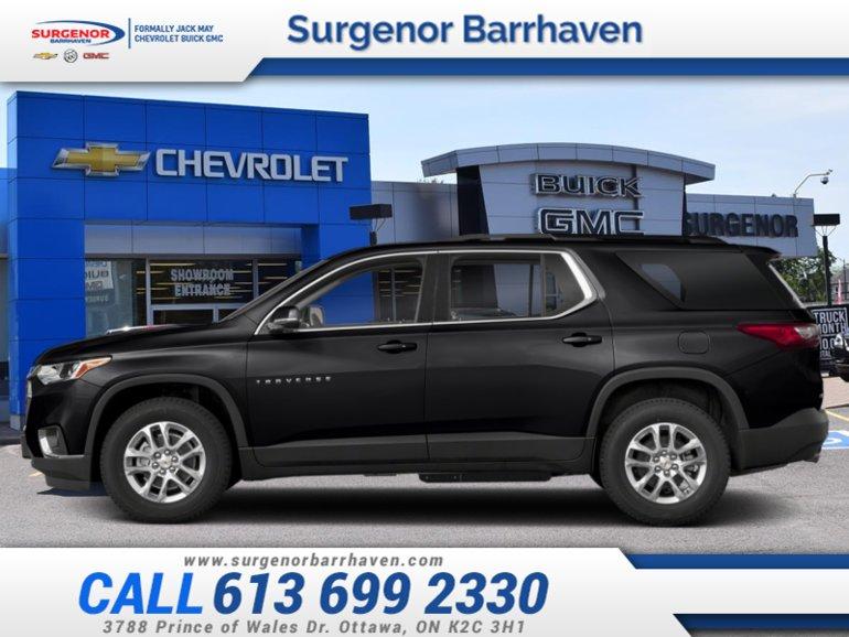 2019 Chevrolet Traverse RS  - Sunroof - $324.23 B/W
