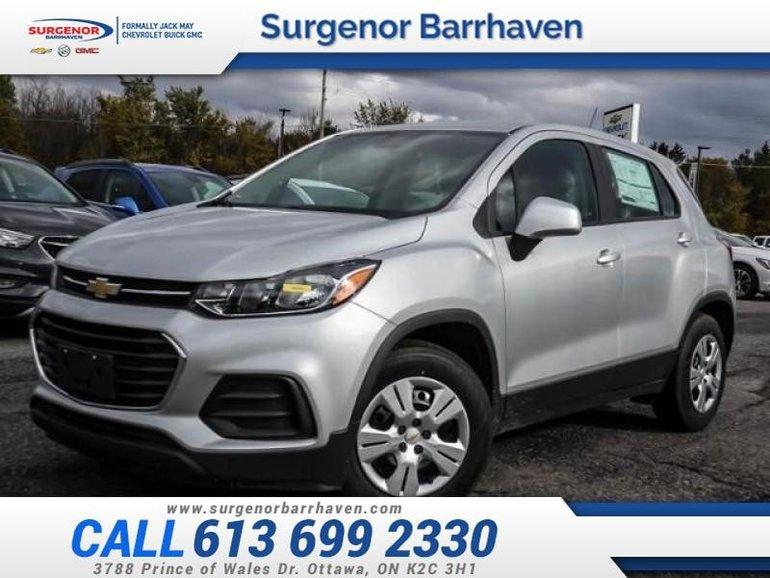 2019 Chevrolet Trax LS  - $147.94 B/W