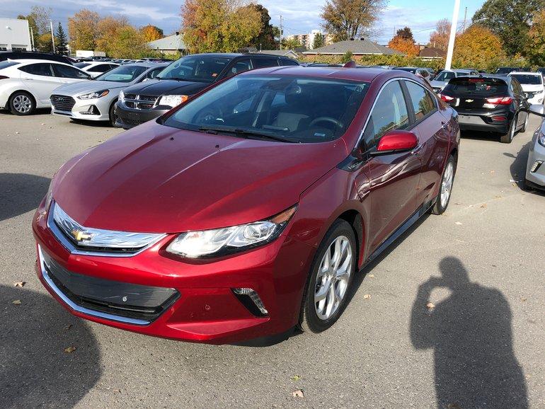 Chevrolet Volt Premier  - $310.13 B/W 2019