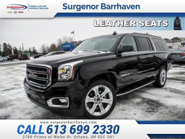 2018 GMC Yukon XL SLT  - $463.90 B/W