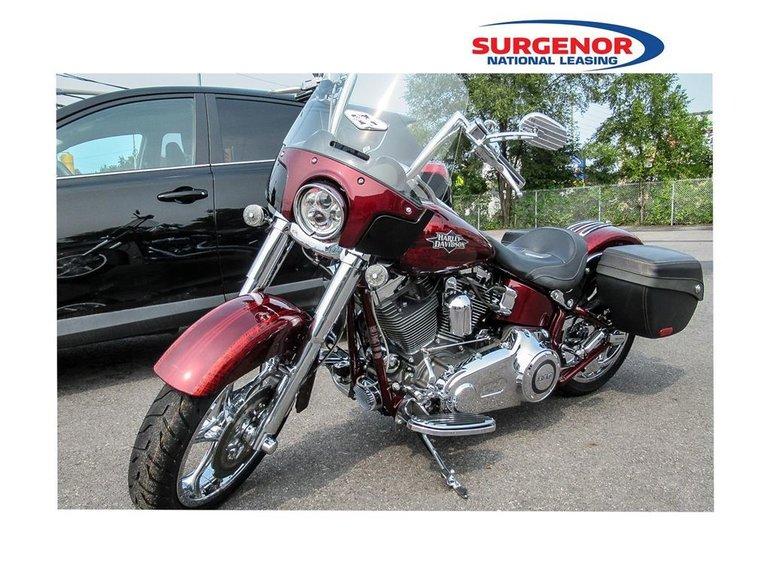 Harley-Davidson Custom CVO Convertable 2012