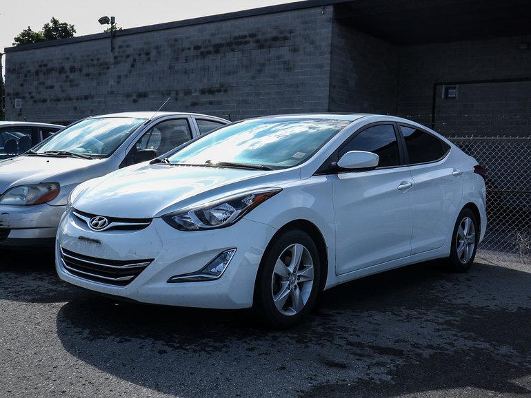 Used 2014 Hyundai Elantra GLS For Sale